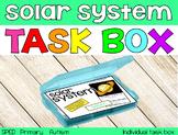 The Solar System Task Box {individual task box}