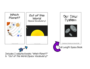Our Solar System (Specially Designed with Spec.Ed Extended Standards in Mind)