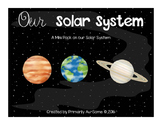 "#spedprepsummer3 ""Our Solar System"" (Designed with Spec.Ed Standards in Mind)"