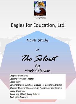 The Soloist by Mark Salzman: A Novel Study