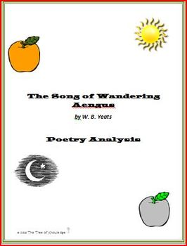 The Song of Wandering Aengus Poetry Analysis