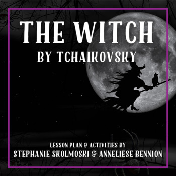 The Sorcerer's Apprentice Musical Lesson Plan + Bonus Lesson Plan
