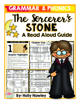 The Sorcerer's Stone Grammar and Phonics Read Aloud Guide