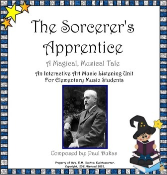 The Sorcerer's Apprentice Listening Unit - (PDF EDITION)