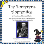 The Sorcerer's Apprentice Listening Unit - (SMART NOTEBOOK EDITION)
