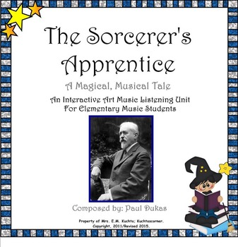 The Sorcerer's Apprentice Listening Unit - (SMART NOTEBOOK EDITION)