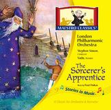 The Sorcerer's Apprentice MP3 & Activity Book from Walt Disney's Fantasia.