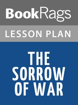 The Sorrow of War Lesson Plans