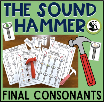 The Sound Hammer for Final Consonant Deletion
