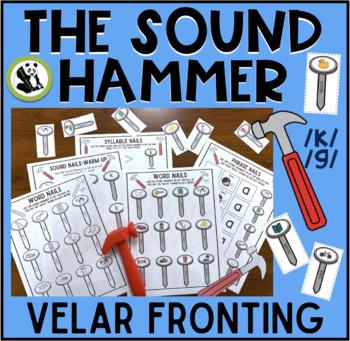 The Sound Hammer (target /k/ & /g/)