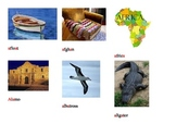 The Sound of Aa-Picture Bingo
