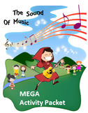 The Sound of Music MEGA Activity Packet