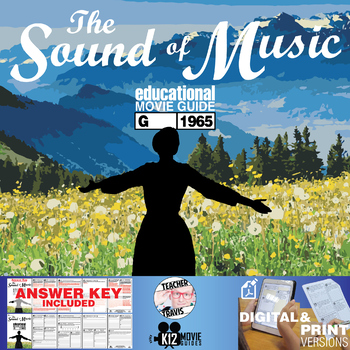 The Sound of Music Movie Guide | Questions | Worksheet (G - 1965)