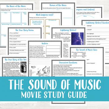 The Sound of Music Movie Study
