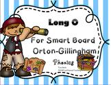 Smart Board Orton-Gillingham Phonics Long O(oa, o_e, ow, oe)