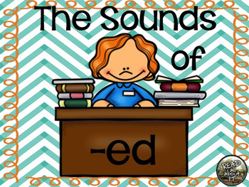 """The Sounds of """"-ed""""-Inflectional Ending"""