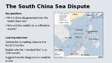 The South China Sea Dispute