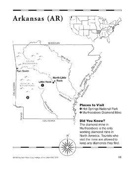 The Southeast Region (of the U.S.)