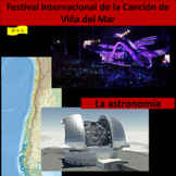 Astronomy (1), A pop music festival (2), Chile - SP Interm