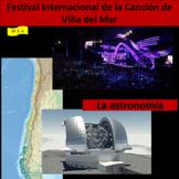 Astronomy (1), A pop music festival (2), Chile - SP Intermediate 2