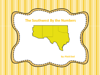The Southwest By the Numbers