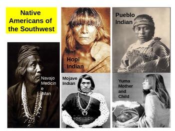 The Southwest Desert Indians (REVISED!)