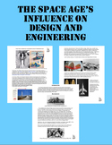 The Space Age's Influence on Design and Engineering Cold War Activity