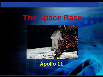 The Space Race - Apollo 11 - Landing on the Moon