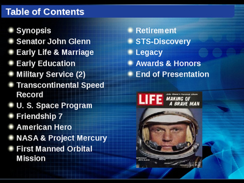 The Space Race - John Glenn - First American to Orbit the Earth