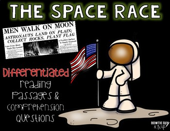 The Space Race Reading Passages