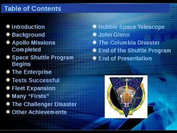 The Space Race - The Shuttle Program - 1972-2011