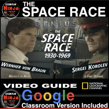 The Space Race Video Guide - Online Video Link Included
