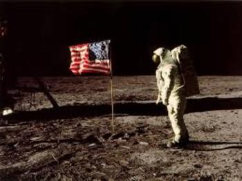 The Space Race/Moon Landing - mini research