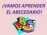 The Spanish Alphabet / El abecedario