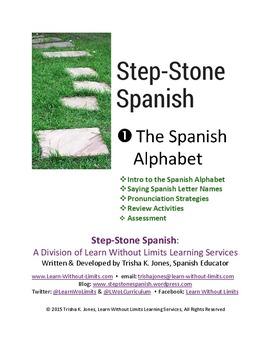The Spanish Alphabet & Pronunciation Lesson Plans