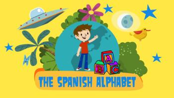 The Spanish Alphabet Video Activities