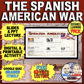 The Spanish-American War Bundle
