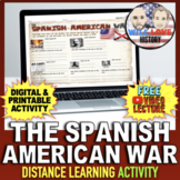The Spanish-American War | Distance Learning Activity