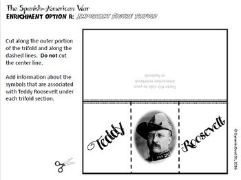 The Spanish American War Lesson Plans and Interactive Notebook MEGA Bundle
