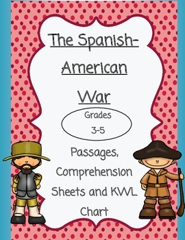 The Spanish American War Reading Passages