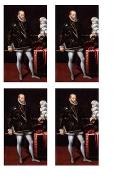 The Spanish Armada 1588 Word Search