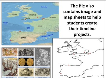 The Spanish Armada - Timeline
