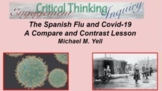 """The """"Spanish"""" Flu and Covid-19: A Compare and Contrast Lesson"""