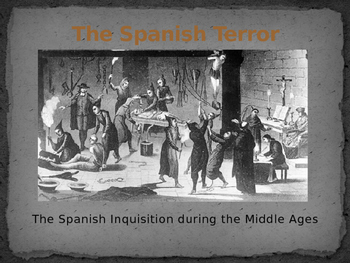 The Spanish Inquisition