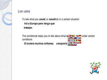 The Spanish conditional