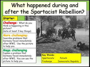 The Spartacist Rebellion