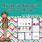 The Special Education Binder