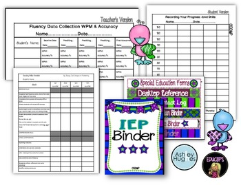 The Special Education Starter Kit {and Caboodle!}