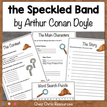 The Speckled Band by Arthur Conan Doyle - Sherlock Holmes - Chapter 1