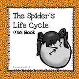 Sequencing: The Spider Life Cycle Mini Book